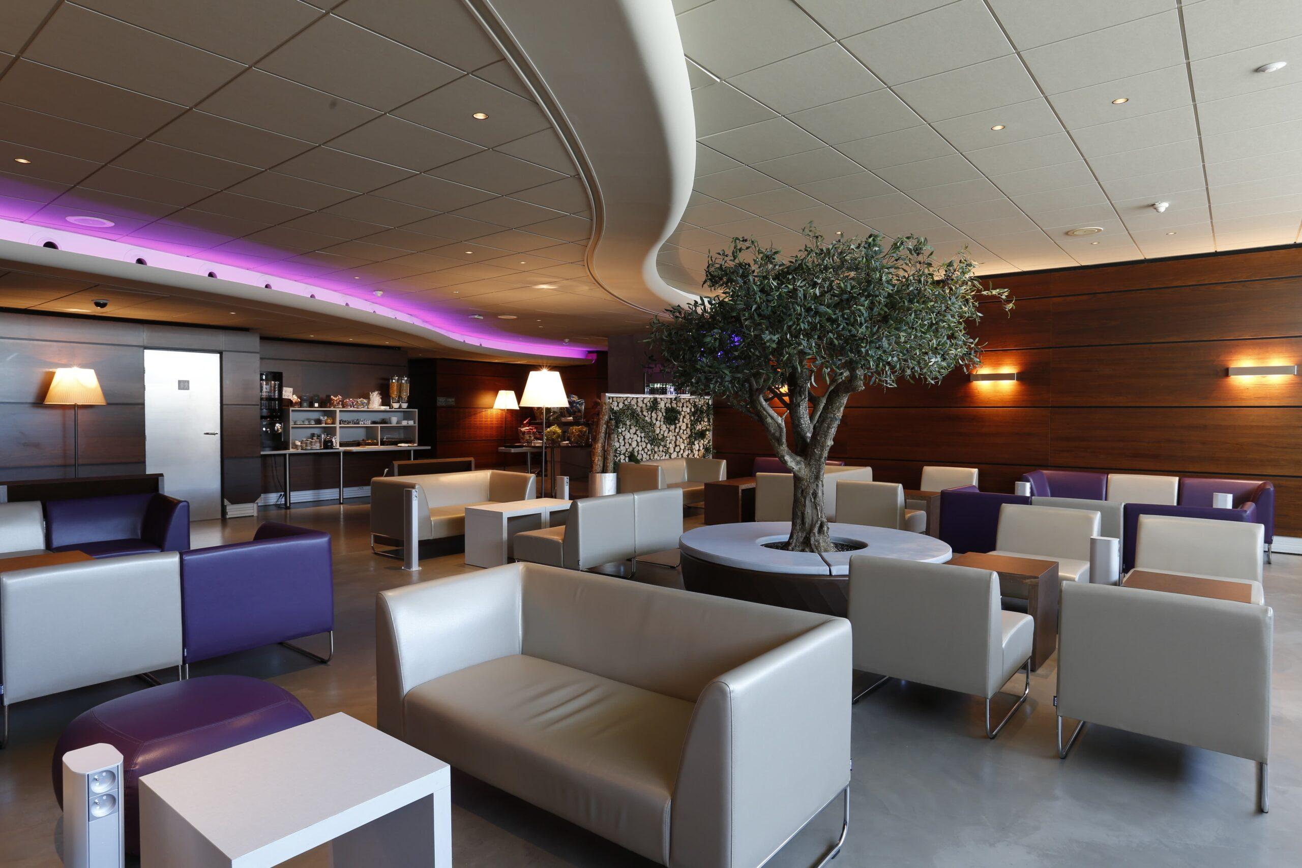 Eclairage de L'Aéroport de Marignane