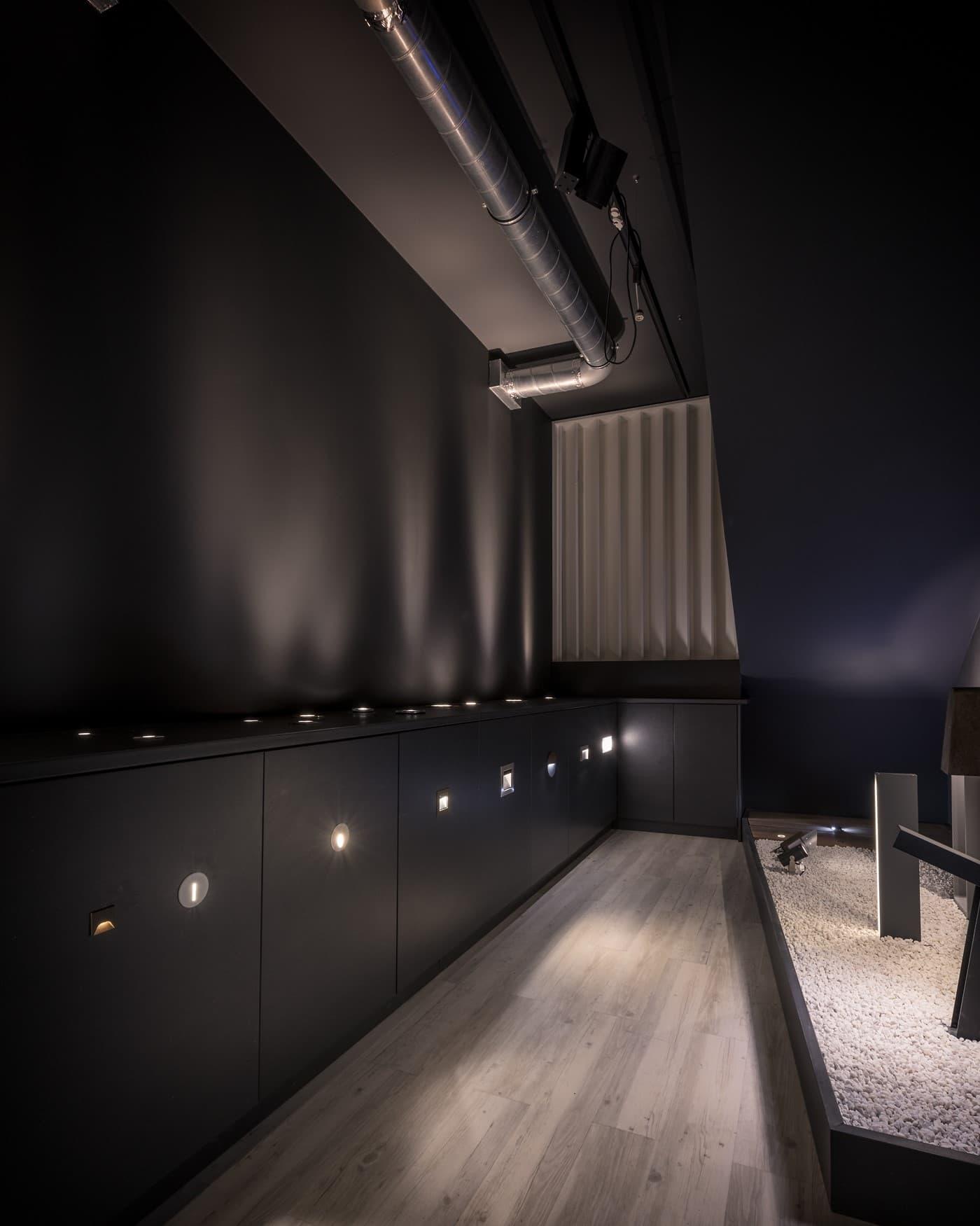Dark room de la bergerie de LM5P - Le Mouton à 5 Pattes
