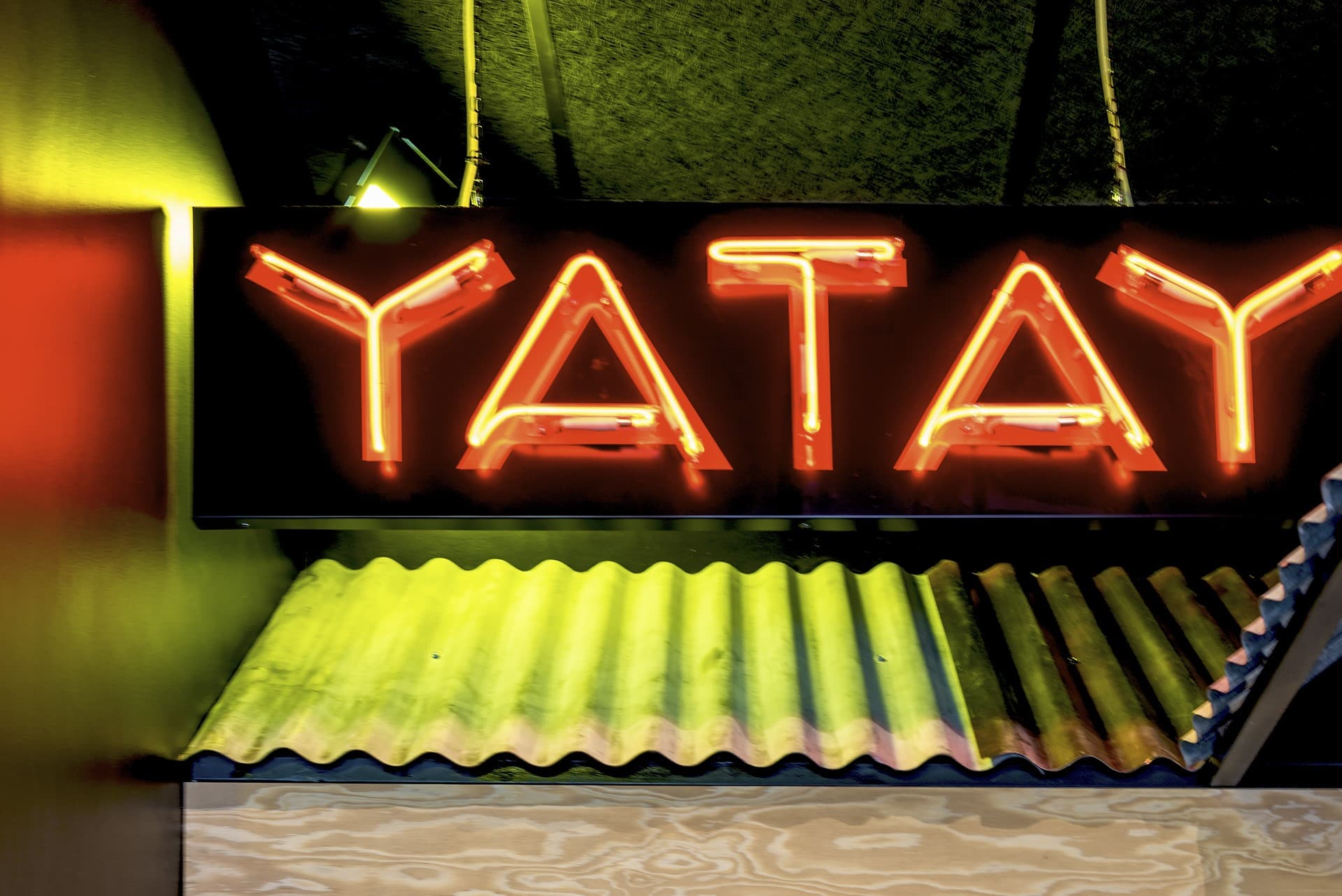 Devanture du Yatay