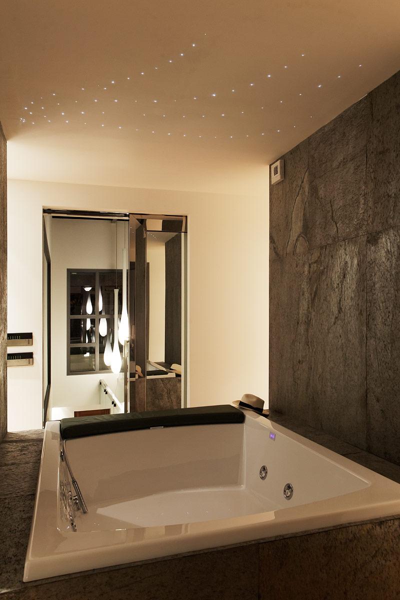 Photo de la salle de bain de la villa privée Charlie