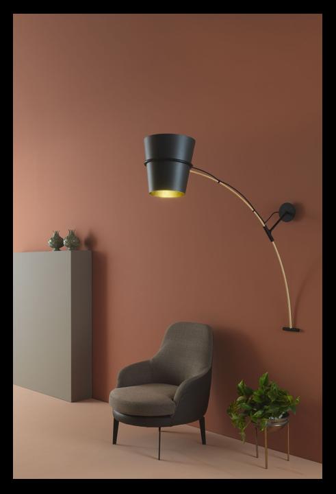 Nefertari lampe suspension