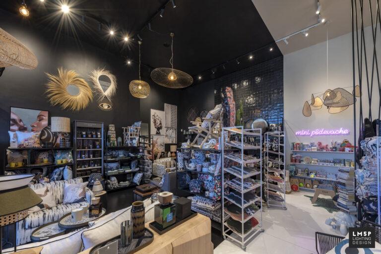 Boutique podevache marseille mIse en lumiere by LM5P