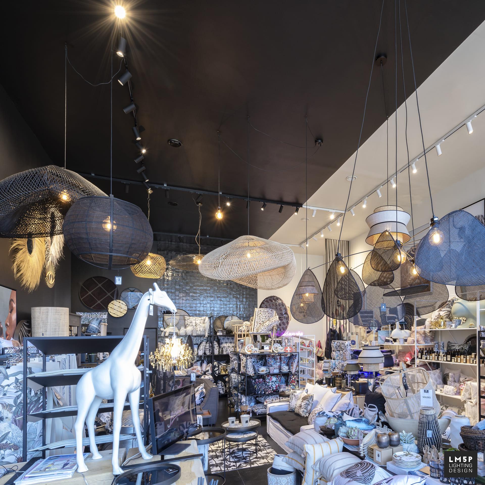 Luminaires suspendus eclairage par Le Mouton à 5 Pattes