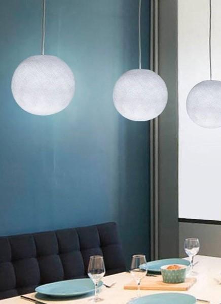 Luminaire suspendu CréativeCable par LM5P