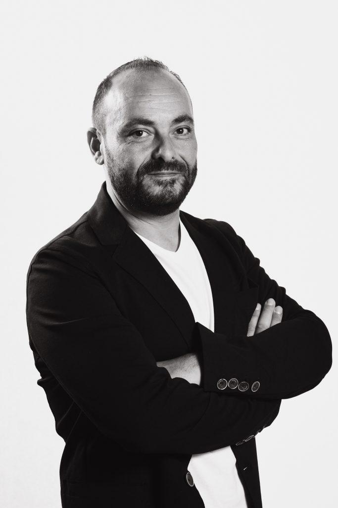Nicolas OUDIN directeur commercial LM5P Le Mouton à 5 Pattes