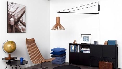 Secto Design lampe suspension puncto